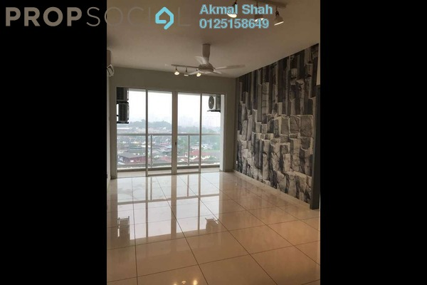 For Sale Condominium at MH Platinum Residency, Setapak Freehold Semi Furnished 3R/2B 498k