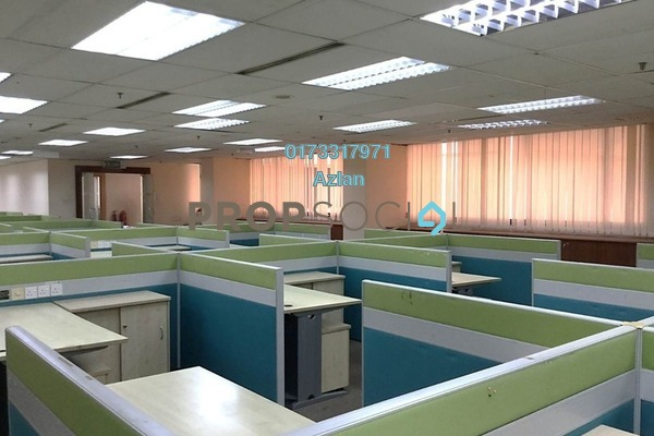For Rent Office at Wisma Chase Perdana, Damansara Heights Freehold Semi Furnished 0R/0B 23.4k