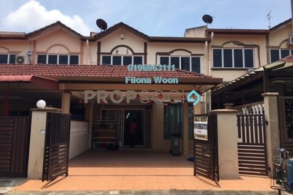 For Rent Terrace at Taman Paya Emas, Melaka Freehold Fully Furnished 4R/3B 1.6k