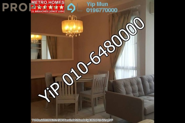For Sale Condominium at Casa Indah 2, Tropicana Freehold Fully Furnished 3R/2B 900k