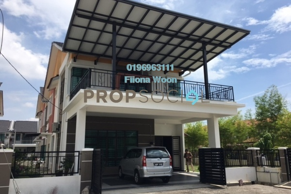 For Rent Bungalow at Taman Permatang Pasir Perdana, Bandar Melaka Freehold Fully Furnished 5R/3B 6k