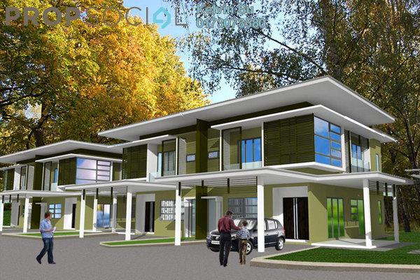 For Sale Terrace at Taman Nilai Perdana, Nilai Freehold Fully Furnished 4R/4B 349k