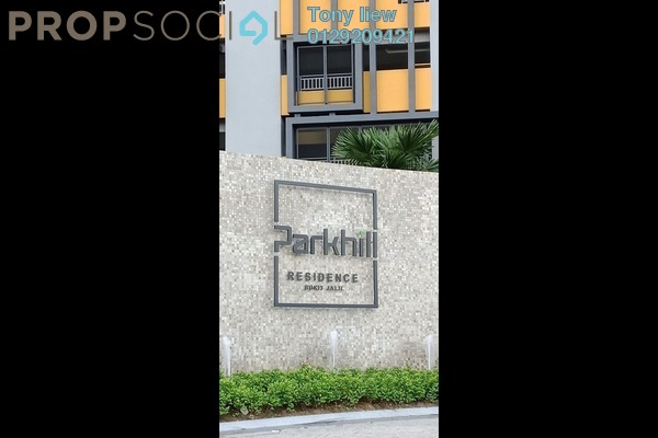 For Rent Condominium at Parkhill Residence, Bukit Jalil Freehold Semi Furnished 3R/2B 2.3k