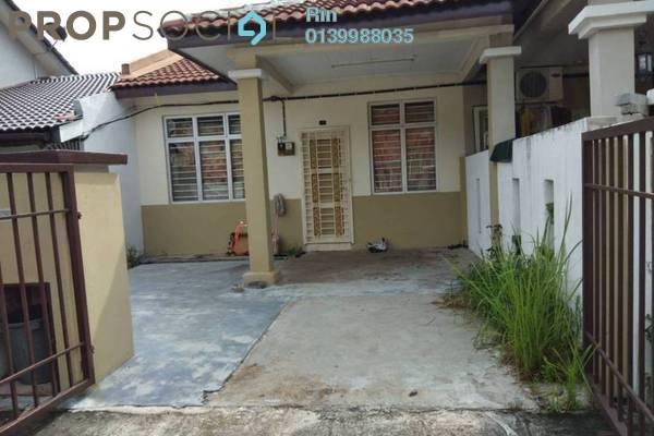 For Sale Terrace at Taman Lestari Permai, Bandar Putra Permai Freehold Unfurnished 4R/2B 385k