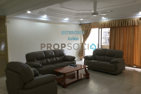 For Rent Condominium at GCB Court, Ampang Hilir Freehold Fully Furnished 3R/3B 2.8k
