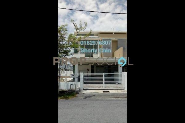 For Rent Terrace at Royal Ivory, Bandar Saujana Putra Freehold Semi Furnished 4R/3B 1.7k