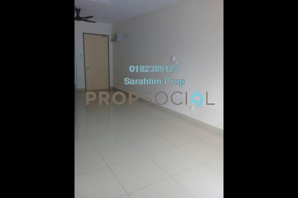 For Rent Condominium at Platinum Lake PV21, Setapak Freehold Unfurnished 2R/1B 1.35k