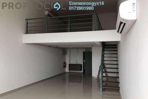 For Sale Office at Pinnacle, Kelana Jaya Freehold Semi Furnished 0R/0B 700k