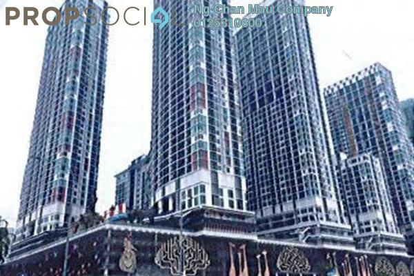 For Sale SoHo/Studio at i-City, Shah Alam Freehold Semi Furnished 0R/0B 310k