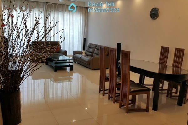 For Rent Condominium at Kiara 1888, Mont Kiara Freehold Fully Furnished 3R/2B 3.8k