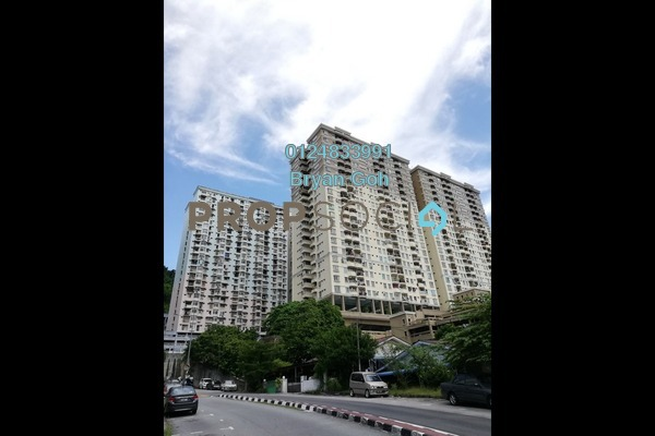 For Sale Apartment at Sri Impian Apartment, Farlim Leasehold Unfurnished 3R/2B 260k