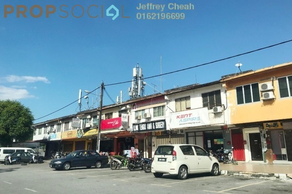 For Sale Shop at Section 17, Shah Alam Freehold Semi Furnished 2R/2B 1.25m