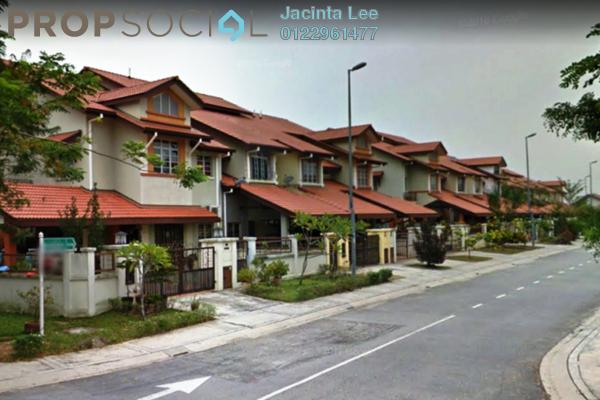 For Sale Terrace at Alstonia, Denai Alam Freehold Semi Furnished 4R/4B 632k