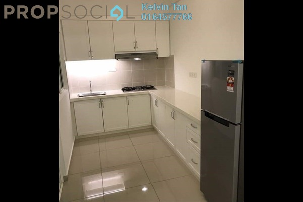 For Rent Condominium at Solaria Residences, Sungai Ara Freehold Fully Furnished 3R/2B 1.8k
