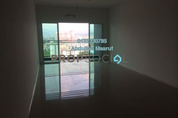 For Rent Condominium at 288 Residency, Setapak Freehold Semi Furnished 4R/3B 2.2k