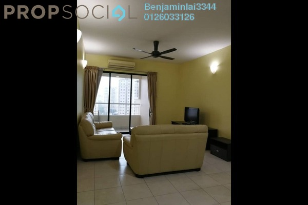 For Rent Condominium at Nadia, Desa ParkCity Freehold Fully Furnished 3R/3B 2.5k