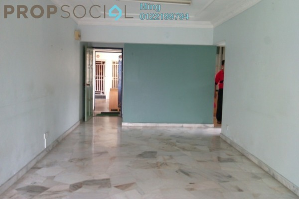 For Rent Apartment at Hijau Ria, Kepong Freehold Unfurnished 3R/2B 1k