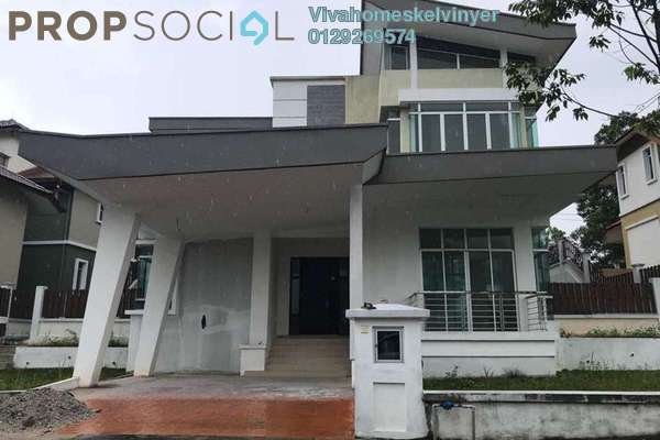 For Sale Bungalow at Emerald East, Rawang Freehold Unfurnished 5R/5B 1.2m