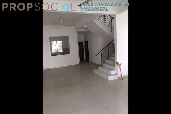 For Sale Terrace at Emerald East, Rawang Freehold Unfurnished 4R/3B 470k