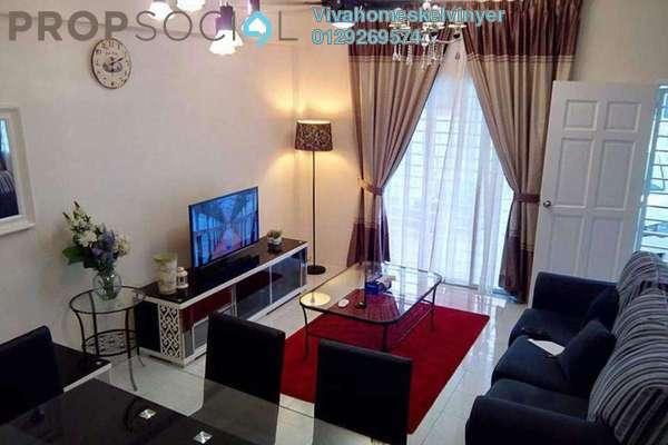 For Sale Terrace at Kampung Rawang Tin, Rawang Freehold Unfurnished 4R/3B 400k