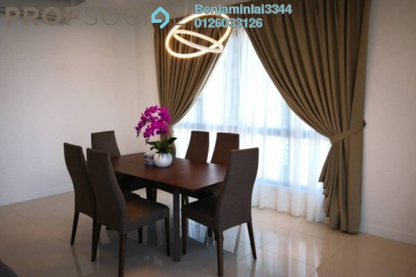 For Rent Condominium at Residensi 22, Mont Kiara Freehold Fully Furnished 4R/4B 10k
