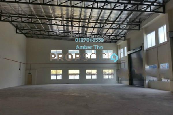 For Sale Factory at Bukit Angkat, Kajang Freehold Unfurnished 3R/6B 4.9m