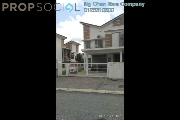 For Sale Semi-Detached at Greenhill Residence, Shah Alam Leasehold Semi Furnished 0R/0B 650k
