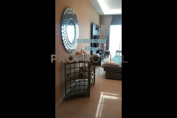 For Rent Condominium at Metropolitan Square, Damansara Perdana Freehold Fully Furnished 3R/2B 3k