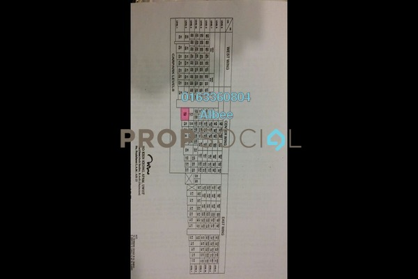 For Rent Condominium at Metropolitan Square, Damansara Perdana Freehold Unfurnished 0R/0B 13k