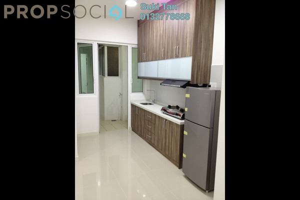 For Sale Condominium at Scenaria, Segambut Freehold Semi Furnished 3R/3B 699k