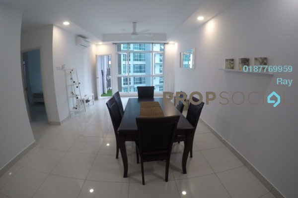 For Rent Condominium at The Court, Sungai Besi Freehold Fully Furnished 2R/2B 1.8k