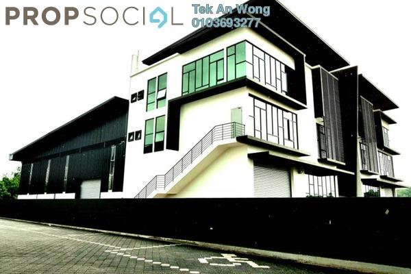 For Sale Factory at Nouvelle Industrial Park, Kota Puteri Leasehold Unfurnished 0R/0B 3m