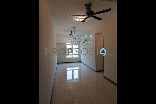 For Rent Serviced Residence at Tiara Mutiara 2, Old Klang Road Freehold Semi Furnished 3R/2B 1.8k