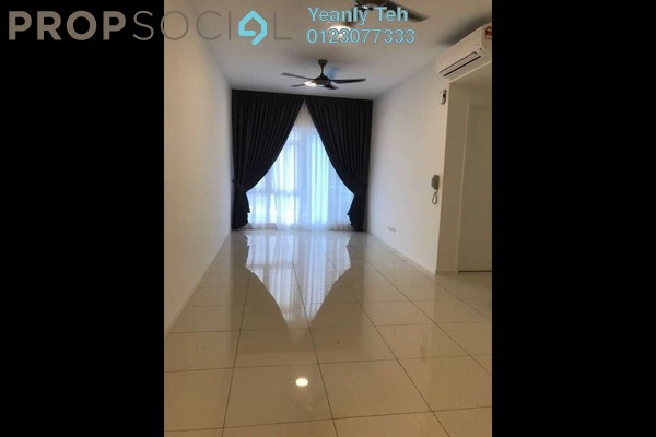 For Rent Apartment at EcoSky, Jalan Ipoh Freehold Fully Furnished 2R/2B 1.8k