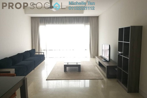 For Rent Serviced Residence at Pavilion Residences, Bukit Bintang Freehold Fully Furnished 2R/2B 8k