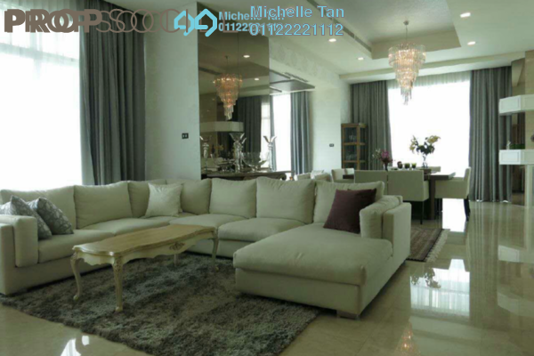 For Sale Condominium at The Pearl, KLCC Freehold Fully Furnished 4R/6B 4.57m