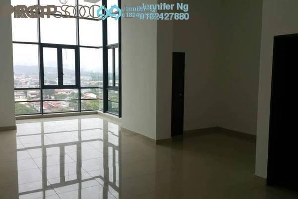 For Sale Office at Infinity Tower, Kelana Jaya Freehold Semi Furnished 1R/1B 598k