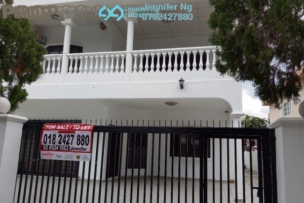 For Rent Bungalow at Section 2, Petaling Jaya Freehold Semi Furnished 8R/7B 5.2k