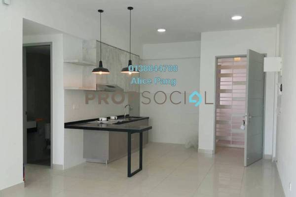 For Rent Condominium at Tropicana Bay Residences, Bayan Indah Freehold Semi Furnished 3R/2B 2.1k