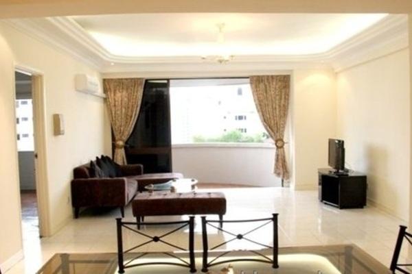 For Sale Condominium at Angkasa Impian 1, Bukit Ceylon Freehold Semi Furnished 3R/2B 720k