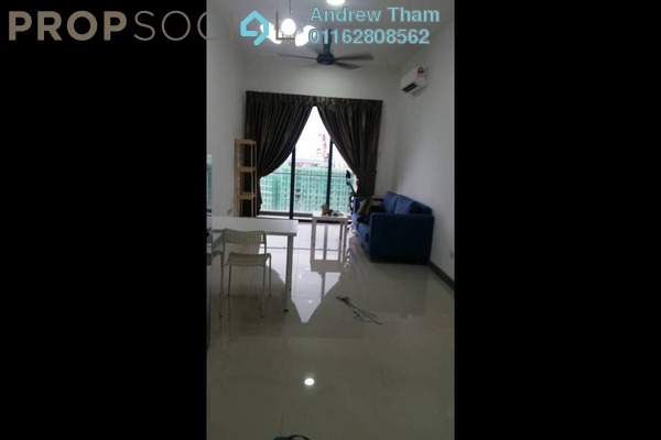 For Rent Serviced Residence at South View, Bangsar South Freehold Fully Furnished 1R/1B 1.9k