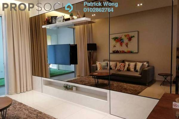 For Sale Condominium at Platinum Splendor Residence, Kuala Lumpur Freehold Unfurnished 3R/2B 395k