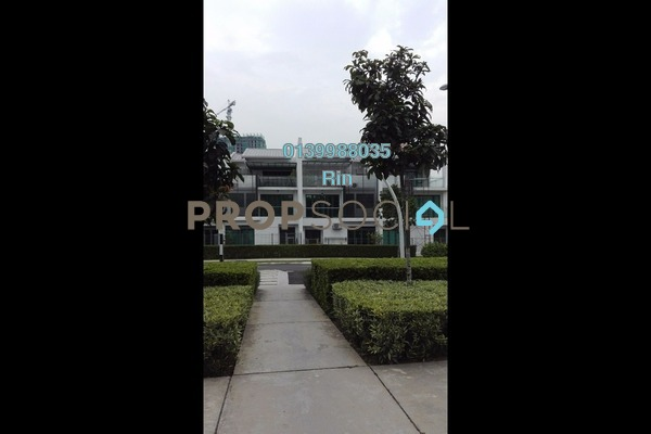 For Sale Condominium at Sejati Residences, Cyberjaya Freehold Fully Furnished 5R/4B 2.7m