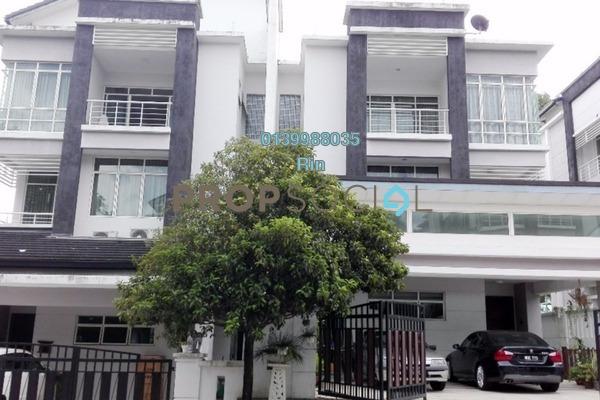 For Sale Semi-Detached at Siarah Oakleaf, Bukit Antarabangsa Freehold Semi Furnished 6R/5B 1.6m