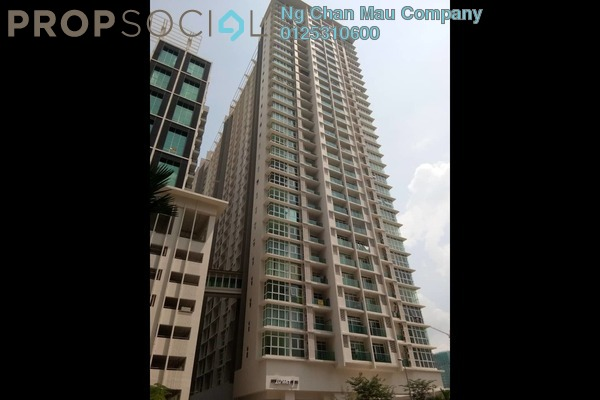 For Sale Apartment at Mutiara Ville, Cyberjaya Freehold Semi Furnished 1R/0B 186k