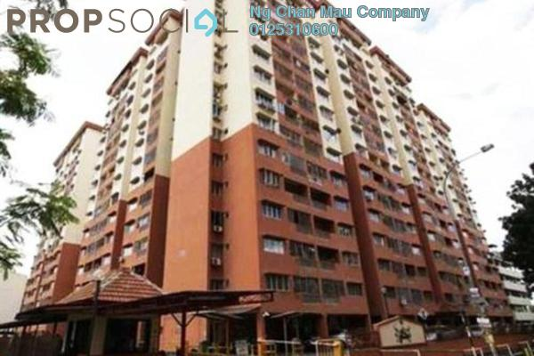 For Sale Apartment at Sri Raya Apartment, Kajang Freehold Semi Furnished 3R/0B 154k