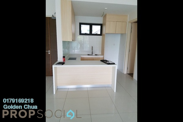 For Rent Condominium at Isola, Subang Jaya Freehold Semi Furnished 4R/4B 3.5k