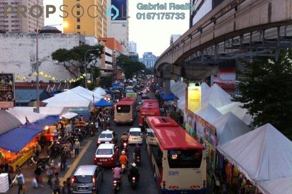 For Rent Shop at Jalan Tuanku Abdul Rahman, Chow Kit Freehold Unfurnished 0R/0B 8k