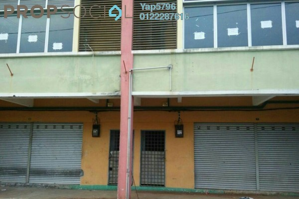 For Rent Factory at Taman Tuanku Jaafar, Senawang Freehold Semi Furnished 0R/1B 1.35k