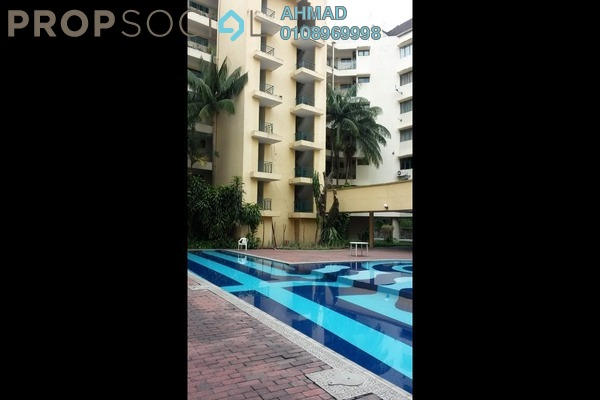 For Rent Condominium at The Palladium, Keramat Freehold Fully Furnished 3R/2B 2k